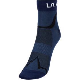 La Sportiva Fast Running Socks opal/black